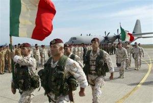 italian army cannabis