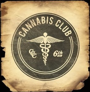 Prague cannabis club