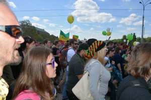 marijuana march Prague
