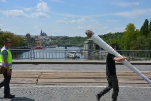 marijuana march Prague