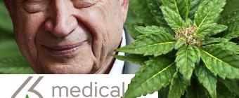 Raphael Mechoulam cannabis Israel
