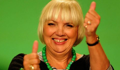 Claudia Roth cannabis Germany